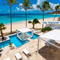 Villa Alabaster ~ Literally Oceanfront Dawn Beach, hotel in Dawn Beach