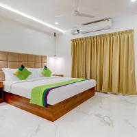 Treebo Trend Highness Inn, hotel near Thiruvananthapuram International Airport - TRV, Trivandrum