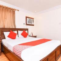 OYO 416 Bonais Hotel, hotel em Al Ahsa