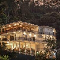 Kandy Hills, отель в Канди