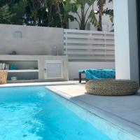 Modern House with plunge pool, Apoel Archangelos Area