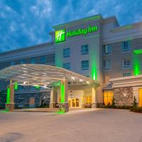 Holiday Inn - New Orleans Airport North, hotel near Louis Armstrong New Orleans International Airport - MSY, Kenner