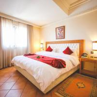 Hotel Menzeh Dalia & SPA、メクネスのホテル
