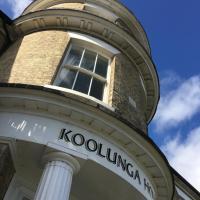 Koolunga-Larch, hotel in Gorleston-on-Sea