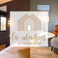 La Maison du Faisan Doré, hotel in Villefranche-sur-Saône