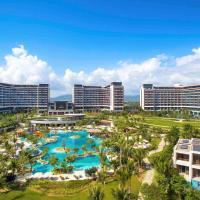 Sofitel Sanya Leeman Resort, отель в Санье