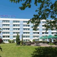 Mercure Hotel Mannheim am Friedensplatz, hotel near Mannheim City Airport - MHG, Mannheim