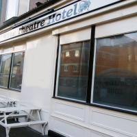 the theatre hotel, hotel in Stockton-on-Tees