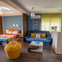 Villa Number 6, hotel em Skopje