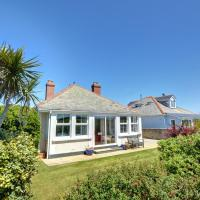 Cozy Holiday Home with Fireplace at Saint Merryn Cornwall