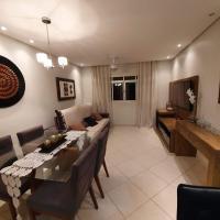 Apartamento dois quartos perto da praia em Jardim Camburi