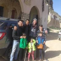 maison d'hôte toujane chez fathi ben ahmed, hotel in Barqūq