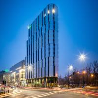 Holiday Inn - Warsaw City Centre, an IHG Hotel, מלון בורשה