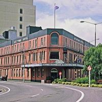 Leviathan Hotel, hotel in Dunedin