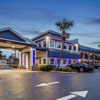 Best Western Central Inn, hotel in Savannah