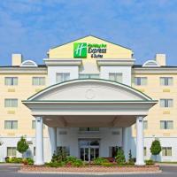 Holiday Inn Express Hotel & Suites Watertown - Thousand Islands, an IHG Hotel, hôtel à Watertown