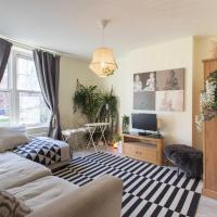 Charming 2-bedroom flat in vibrant Greenwich