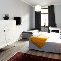 Systrar & Bönor Bed and Breakfast, hotell i Trelleborg