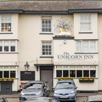 OYO Unicorn Inn, hotel in Deddington