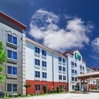 Holiday Inn Express Hotel & Suites Dallas Lewisville, hotel in Lewisville