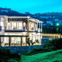 Villa Inbal , NEW, just 50 meters from crystal clear blue sea