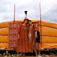 ЭкоОтель Юрточное Кочевье, отель в Курме