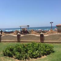 Luxury chalet on Beach - maamourah