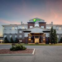 Holiday Inn Express Airdrie, hotel em Airdrie