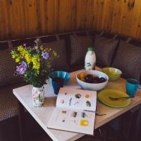 Eco-Farm Polesye, отель в городе Инино