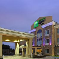 Holiday Inn Express Hotel & Suites Carthage, an IHG Hotel, hotel in Carthage
