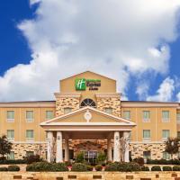 Holiday Inn Express & Suites Brady, hotel in Brady