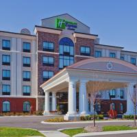 Holiday Inn Express Nashville-Opryland, hotel in Opryland Area, Nashville