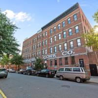 Habitat 101Brooklyn, hotel in Greenpoint, Brooklyn