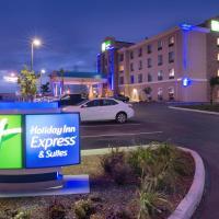 Holiday Inn Express Bakersfield Airport