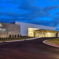Hilton Knoxville Airport, hotel in Alcoa