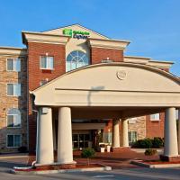 Holiday Inn Express Hotel & Suites Lexington-Downtown University