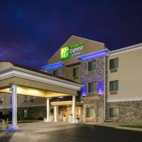 Holiday Inn Express & Suites Clinton, hotel in Clinton