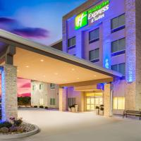 Holiday Inn Express & Suites Litchfield, an IHG hotel, hotel v destinácii Litchfield