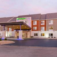 Holiday Inn Express and Suites Chicago West - St Charles
