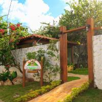 Pousada Jardim da Nova Era, hotel in Alto Paraíso de Goiás