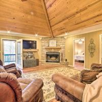 Little Bear Creek Home with Lake View, Fire Pit