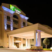 Holiday Inn Express Hotel and Suites Borger, hotel in Borger