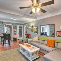 Eclectic Abode with Sunroom - 2 Mi to Downtown