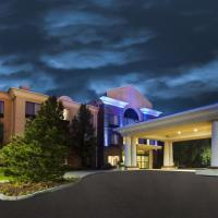 Holiday Inn Express Hotel & Suites Bryan-Montpelier, an IHG hotel, hotel in Holiday City