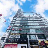 JI Hotel(Shanghai Lujiazui 1088 Plaza Branch), hotel v Šanghaji