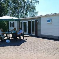 Charming chalet with large terrace, near Baarle-Nassau