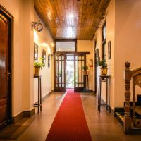 Villa Everest, hotel in Darjeeling