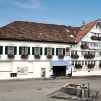 Gasthaus Löwen, отель в городе Mogelsberg