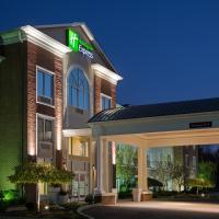 Holiday Inn Express Hotel & Suites Youngstown North-Warren/Niles, an IHG Hotel, hotell sihtkohas Warren