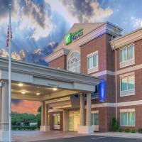 Holiday Inn Express Hotel & Suites Frankfort, an IHG Hotel, hotel in Frankfort